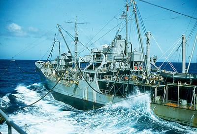My Navy Days 1953-1955